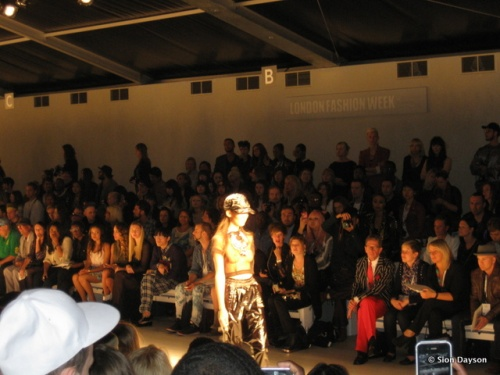 Kokon To Zai fashion show - London Fashion Week 2012