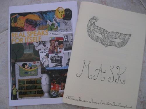 Literary journals, 2013